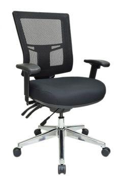 Buro Metro II 24/7 Chair with Armrest