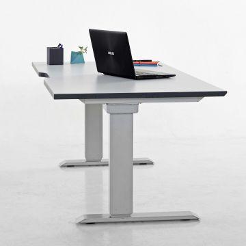 Elevar Primo Electric Rectangular Height-Adjustable Workstation
