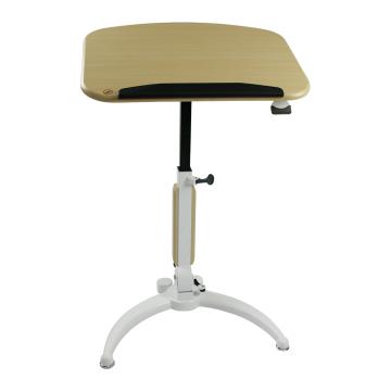 Upside Sit Stand Desk Lectern