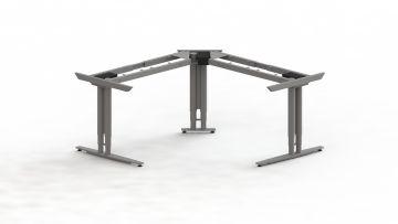 Elevar Primo Electric Corner Height-Adjustable Frame