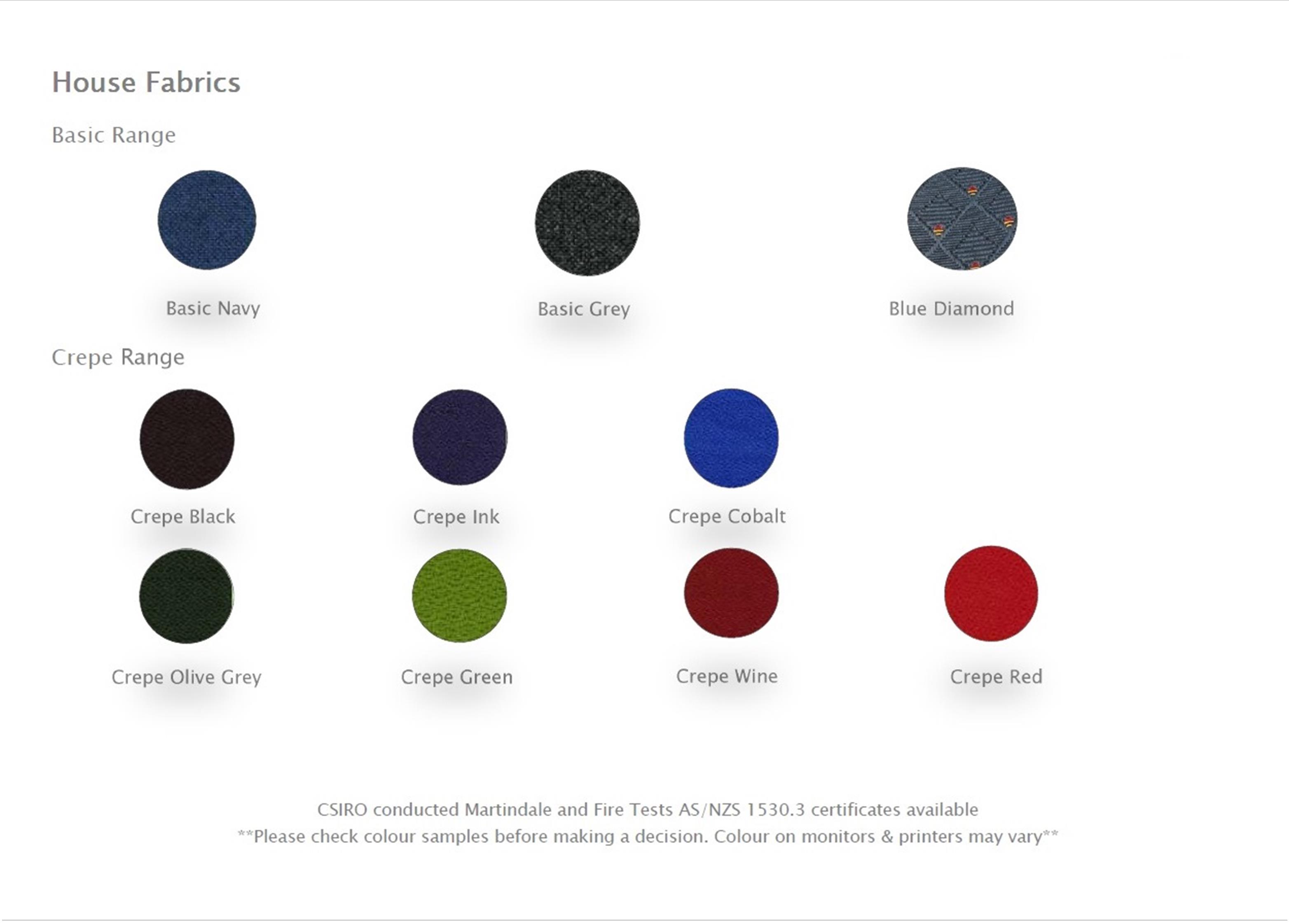 House Fabrics